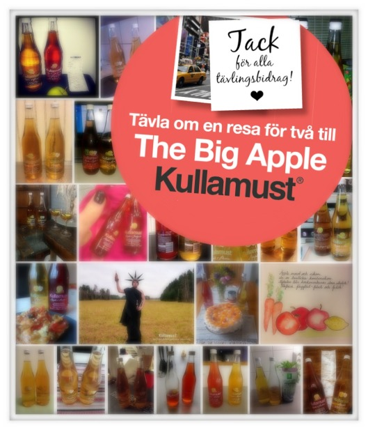 Tävlingbidrag - The Big Apple-tävling - TACK
